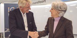 Harrold Goddijn and Karen Maex